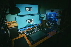 setup gaming