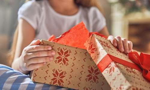 kerst cadeaudoos