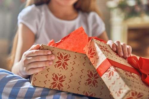 Kerst cadeaudoos kiezen